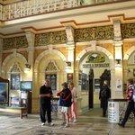 Booking Hall - Dunedin Railway Station