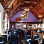 Gothic Gourmet Motueka - Interior