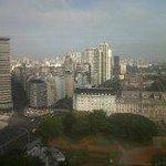 vista ciudad desde piso 22