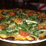 "The very famous ""pinakbet pizza"" born (ori"