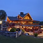 Smoke Hole Caverns & Log Cabin Resort