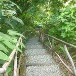 Path to the Cabanas