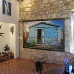 local art on display at Harmony Hall