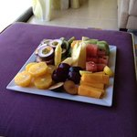 фрукты в номер ...