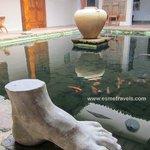 Cool Indoor Koi Pond