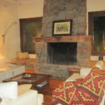 Main sitting room, Lares de Chacras
