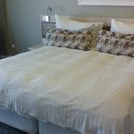 Bed, very comfy indeed