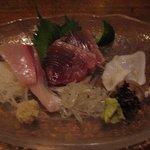 Super-delicate sashimi