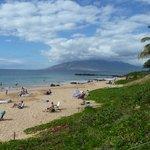 Beach 2 min. walking from Castle Kamaole Sands
