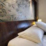 Detail Fresco at Mamaison Hotel Le Regina Warsaw
