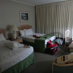 Our room, room 270