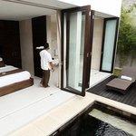 Pool Villa Bed Rm
