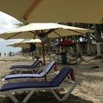 En Playa El Agua desde el Rest 7 cielo