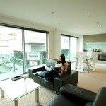 Bedroom Superior Suite Living Area