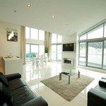 Bedroom Penthouse Suite Lounge