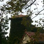 tower of Pigeonnier cottage
