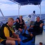 on the water con tres amigos