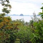 Ocean Villa view