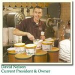 Owner and President of Nelson's Ice Cream Inc. David Nelson