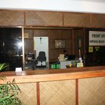 Check Inn Counter & Office