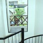 Standard Condo Staircase