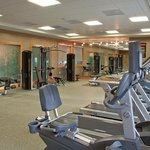 Reston Furnished Apartment Gym
