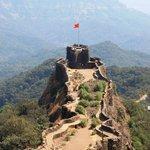 Pratapgad fort, 25km away