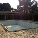 Pool Area - lots of potential