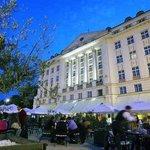 Esplanade Zagreb Hotel Oleander Summer Terrace
