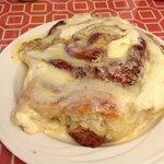 cinnamon roll :)