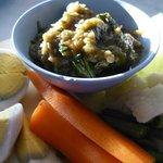 Nam Prik Noom (Green Chilli Dip--Hot)