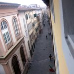 View of San Paolino toward the city center