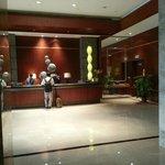 Reception from Lobby