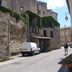 Bonnieux street