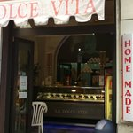 Photo de Gelateria La Dolce Vita