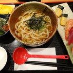 Sushi and Udon Set