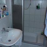 Bathroom - good shower, always lots of hot water.