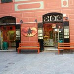 Gelateria Ice creams' Angels nrl cuore del centro storico