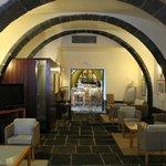 Hotel do Colegio, guest area into breakfast room