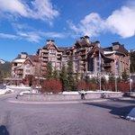 vista exterior del hotel