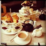 Afternoon tea @ Norwood house