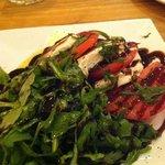 Caprese Salad Split