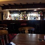The Bar & Simon the Landlord