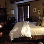 oak leaf room