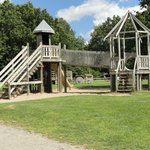 Wooden Playscape