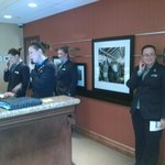 Amazing Staff on Duty  (Ashley,Inez,Lyndsey, and Julie