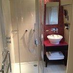 room 411 bath