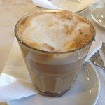 morning latte just like Starbucks :)