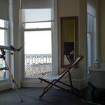 'Sunrise' room