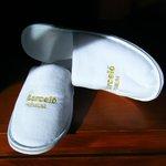 Obsequio zapatillas